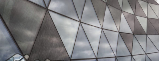 UmetalGlass - revestimiento de fachadas de vidrio