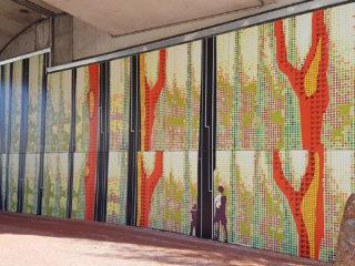 Muro Av Jardin Iparralde Irun